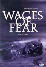 WAGES OF FEAR / Le Salaire De La Peur (1953) Yves Montand DVD *NEW