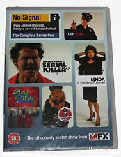 No Signal - THE COMPLETE SERIES ONE - DVD - NEW & SEALED BOX