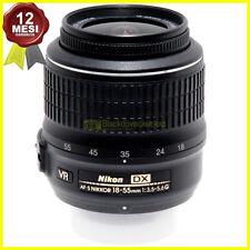 Nikon AF-S Nikkor 18/55 mm. f3,5-5,6 G DX VR obiettivo zoom per reflex digitali