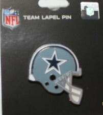 DALLAS COWBOY HELMET PIN OR TIE TACK TEAM LAPEL