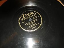 78RPM Decca 18280 Fred Waring, World War 2, Berlin, Angels of Mercy, Red Cross V