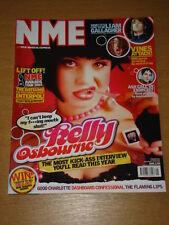 NME 2003 FEB 1 KELLY OSBOURNE VINES ASH FLAMING LIPS