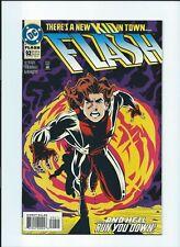 Flash #92 1st Impulse / Bart Allen KEY Book NM/MT