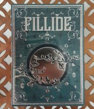 Fillide Acqua Playing Cards New & Sealed Rare Limited Edition Jocu Deck