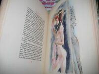 Pudeur - Erotica - André Billy - Dignimont EO 1/450 1946 - Relié Plein Chagrin
