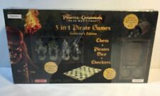PIRATES OF THE CARIBBEAN DEAD MAN'S CHEST 3 IN 1 PIRATE GAMES