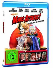 Mars Attacks! [Blu-ray](NEU & OVP) Jack Nicholson, Glenn Close von Tim Burton