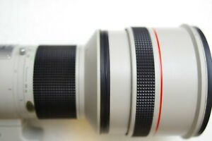 CANON New FD NFD 300mm F/2.8 L MF EXC: Aperture clean: Focus IF and smooth