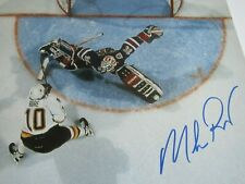 New York Rangers Mike Richter Signed Autographed 16x20 Photo JSA