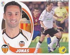 15 JONAS ESPANA VALENCIA.CF SL.BENFICA STICKER CROMO LIGA 2013 PANINI