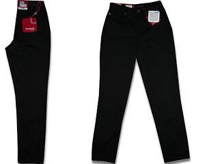 ✅Stooker Nizza Damen Stretch Jeans Hose  Black