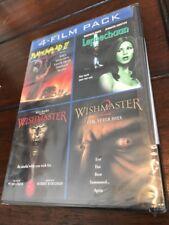 PUMPKINHEAD II / LEPRECHAUN / WISHMASTER & WISHMASTER 2 EVIL NEVER DIES DVD