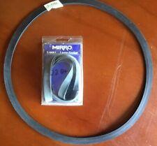 2 X Mirro Pressure Cooker - Canner Gasket 9882 (fits Both 12 & 22 Quart Models)