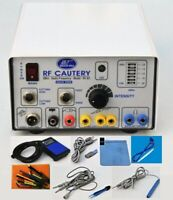 Advance Electro surgical Generator Electro Cautery Unit 2 MHZ High Frequency @jh