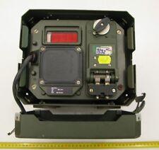 RDC III A dosimetric analyzer (radiation counter, Geiger counter)