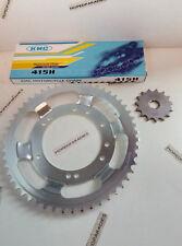 Puch Maxi N S Kettensatz 15 Z Ritzel  zu 52 D94 Kettenrad mit Kette
