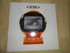 "Grid  Diablo  1995 12""           Dave Ball"
