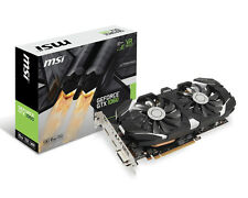 MSI GeForce GTX 1060 GDDR5 3GB Gaming Graphics Card