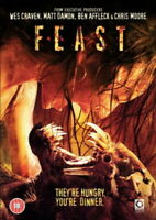 Feast (DVD, 2006) Creature Horror NEW SEALED PAL Region 2