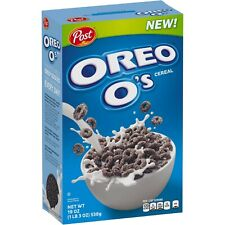NEW 2017 POST OREO O'S CEREAL