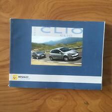 RENAULT Workshop Manuali di riparazione diagrammi di cablaggio CLIO 3 X85 197//200//cup//R27