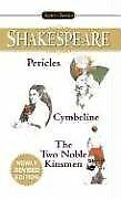 Pericles/Cymbeline/The Two Noble Kinsmen (Signet C