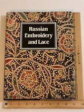 Russian Embroidery and Lace book