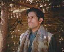 Shane Zaza Signed Doctor Who 10x8 Photo AFTAL
