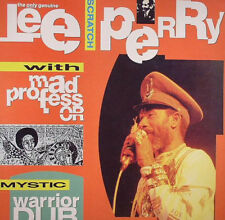 Lee Scratch Perry With Mad Professor - Mystic Warrior In Dub (1LP Vinyl) NEU!
