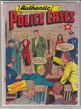 AUTHENTIC POLICE CASES # 12