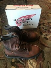 Red Wing Comfort Force Shoes 2264 Size 10 1/2. New In Box.