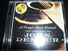 JOHN DENVER A Song's Best Friend - The Very Best Of (Gold Series) 2 CD – New
