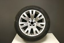 """1 x Genuine BMW X5 E70 19"""" Alloy Wheel Style 223 Silver 8037348 *REAR* with tyre"""