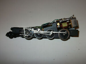 Hornby Dublo 8F 2 rail locomotive chassis in working order or spare repair