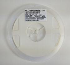 85°C Mini Radial Cap 5x 47UF 25V - NIC Capacitor NRSA47M25V5X11