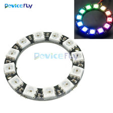 12Bit  RGB LED Ring WS2812 5050 RGB LED Integrated Drivers Module For Arduino