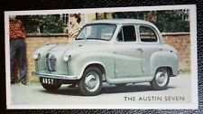 Austin A30 Seven    Vintage 1950's Coloured Card   VGC
