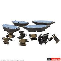 Disc Brake Pad Set-Pads - Standard Premium Rear MOTORCRAFT BRF-1539