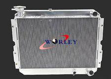 Aluminum Radiator for TOYOTA LAND CRUISER 60 Series HJ60 HJ61 HJ62 Manual