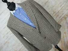 "JAMES DILLION HARRIS TWEED JACKET 44""R CHEST  GRADE  A+  ITEM 0223"