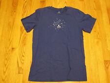 APPLE logo Camp Employee T-SHIRT Medium Blue Make Movie MD Retail Store Promo