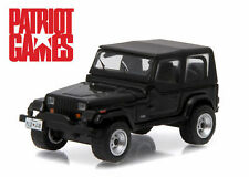 1987 Jeep Wrangler YJ from The Patriot Games 1/64 Diecast