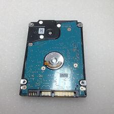 "320gb toshiba 2,5"" disco duro SATA 5400rpm - 2 pn: mk3276gsx usado"