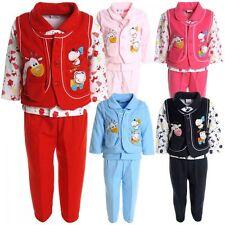 Baby-Kleidungs-Sets & -Kombinationen für Mädchen aus Baumwollmischung
