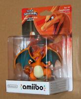 Amiibo Super Smash Bros Series Figure Nintendo Wii U No. 33 Charizard
