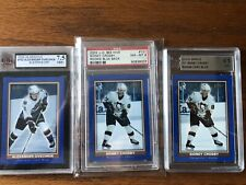 Crosby And Ovechkin Rookies