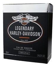 LEGENDARY  by HARLEY DAVIDSON ORIGINAL BLACK - 100 ML 3.4 fl. oz. - VAPORIZADOR