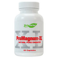 ProMagnum XL Male Enlargement Enhancement Pills Extreme Testosterone Capsules ED