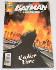 Batman Legends Under Fire Collectors Edition Comic No.28 21st December 2005