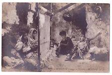 CPA SALON 1909 - LUCAS ROBIQUET - Intérieur à Beni-Ounif Algérie